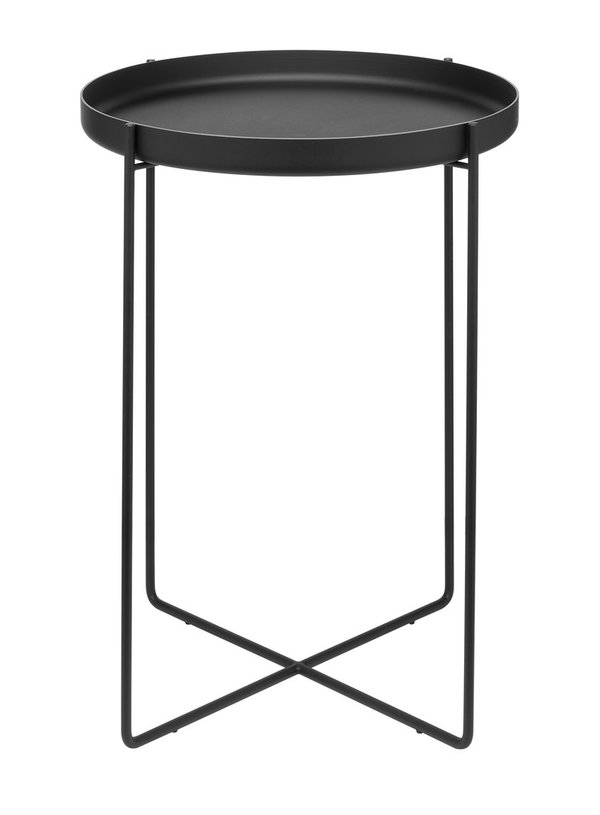 HABIBI - Side table, aluminium