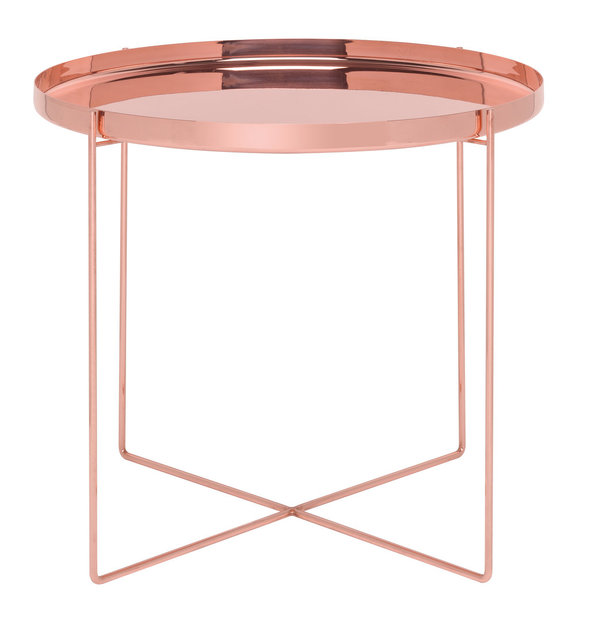HABIBI - Side table, copper
