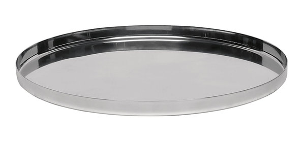 HABIBI - Tray, stainless steel