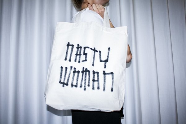 Nasty Woman Bag